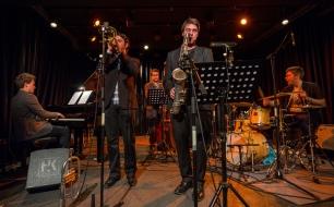 © Johannes Gellner, Jazzwerkstatt 2014