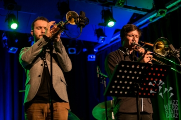 Four Seasons - Jazzwerkstatt Graz 2016 © Peter Purgar