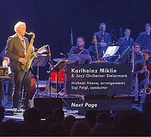 Next Page - Jazzorchester Steiermark