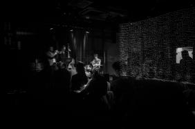 Live at tube's Graz copyright by Lucija Novak