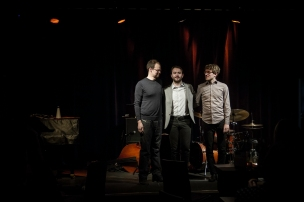 "Gerhard Ornig Trio - CD Release ""First Flow"""